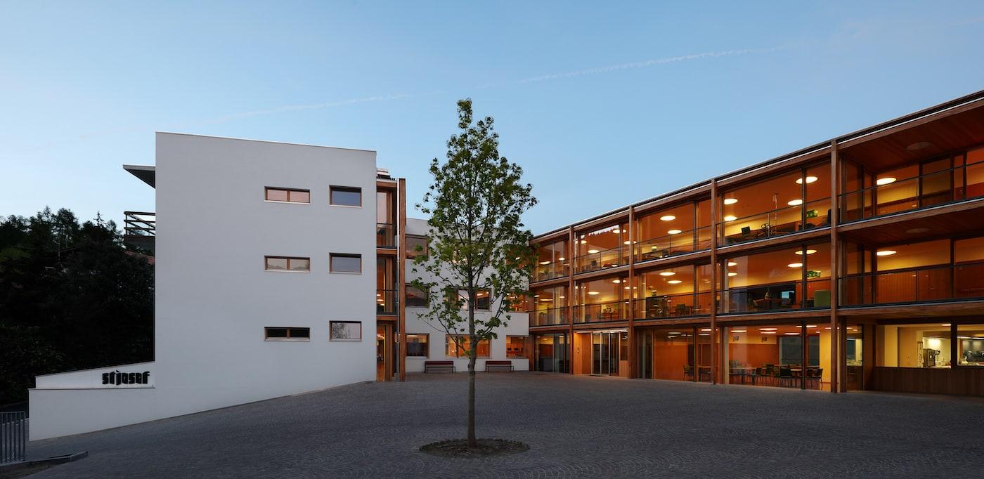 Pflegeheim St. Josef, Völlan